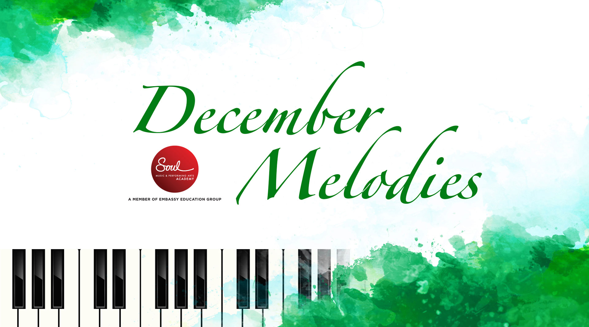 December Melodies Concert and Fundraiser