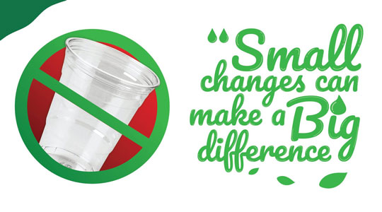 Small Changed can make a Big Difference