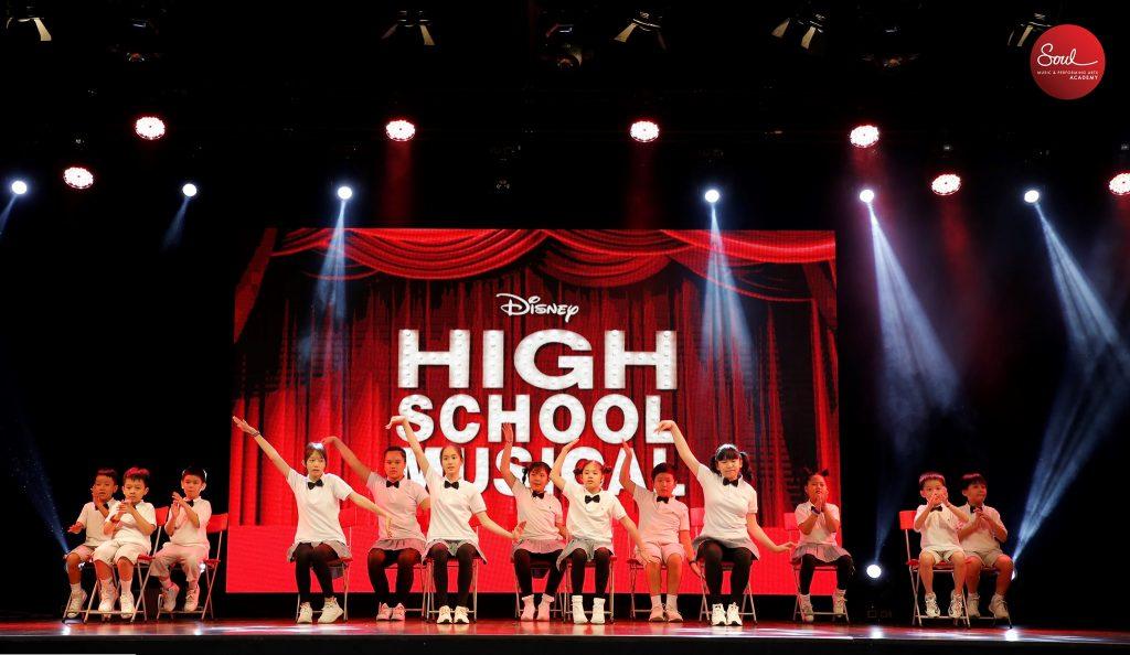 dance showcase term