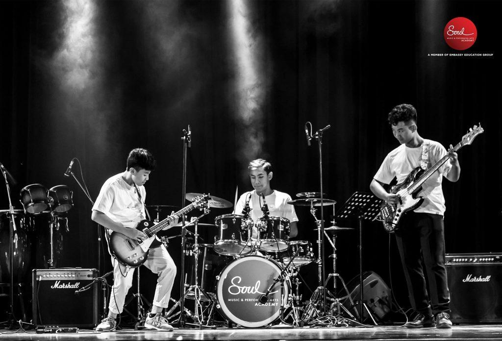 soul generation concert