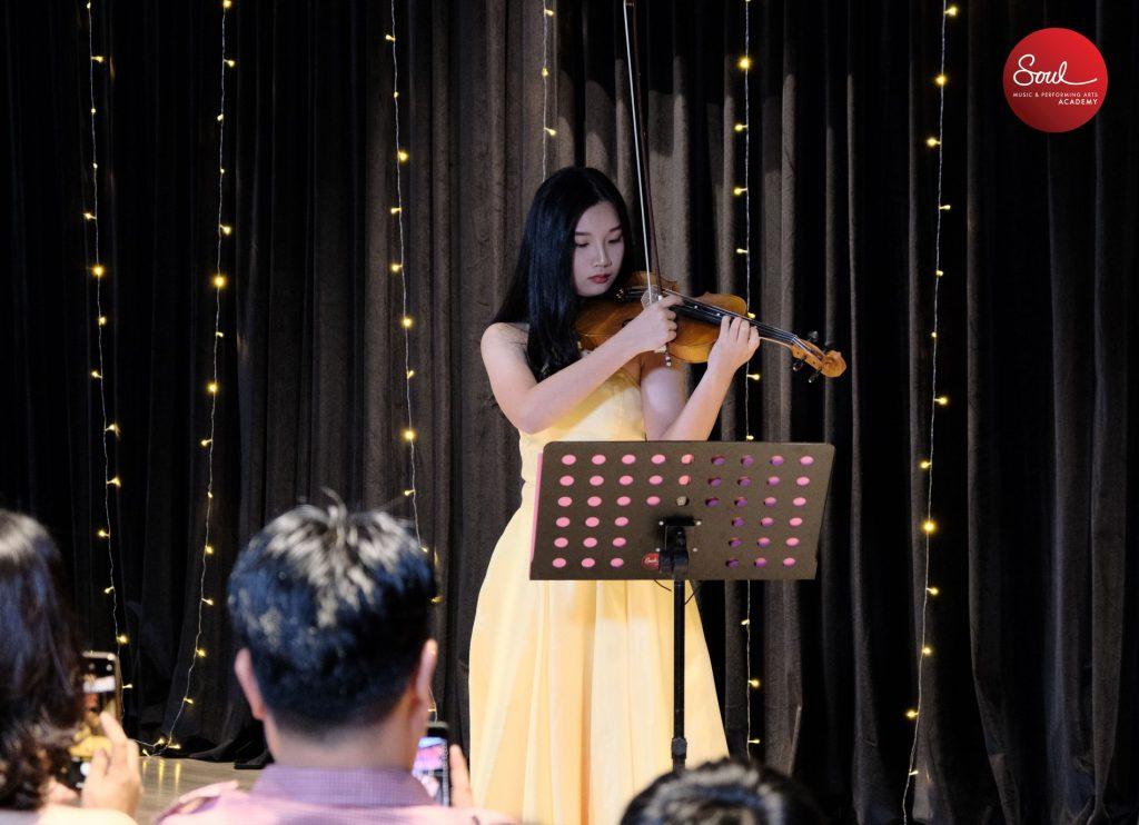 strings recital