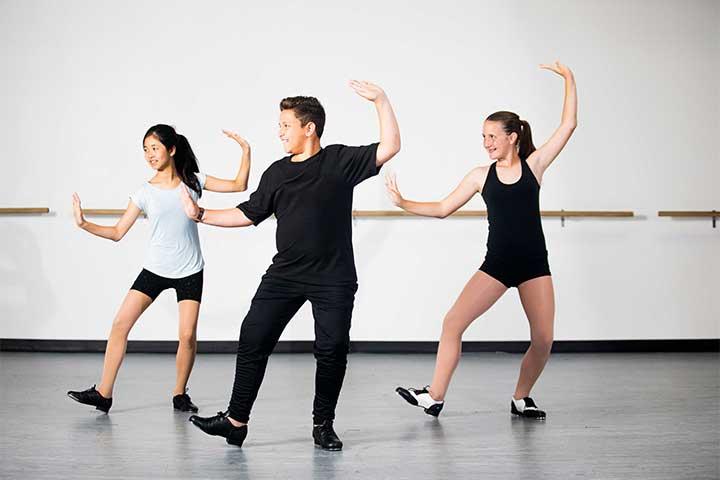 TAP DANCE 4